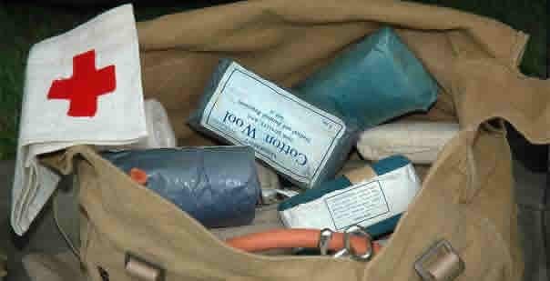old first aid kit the adirondack almanack the adirondack almanack