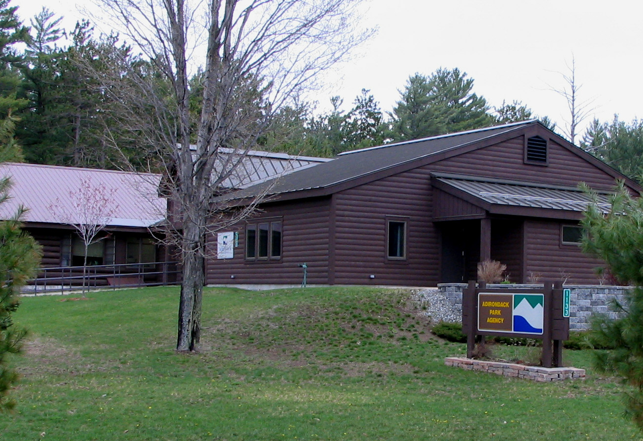 Adirondack_Park_Agency_in_Ray_Brook_NY
