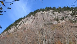 Rock climbers will be able to scale these cliffs when the state acquires Sugarloaf Mountain.