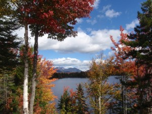 Boreas Ponds in the Adirondack Mountains