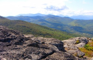 The View from the new Jay Mountain Trail (DEC Photo)