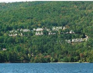 Upland Development (Lake George Association Photo)