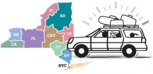 I Love New York region breakout