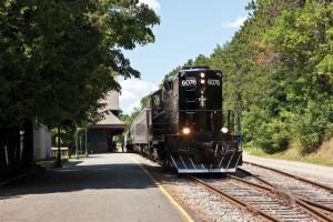 Adirondack Scenic Railroad -Nancie Battaglia
