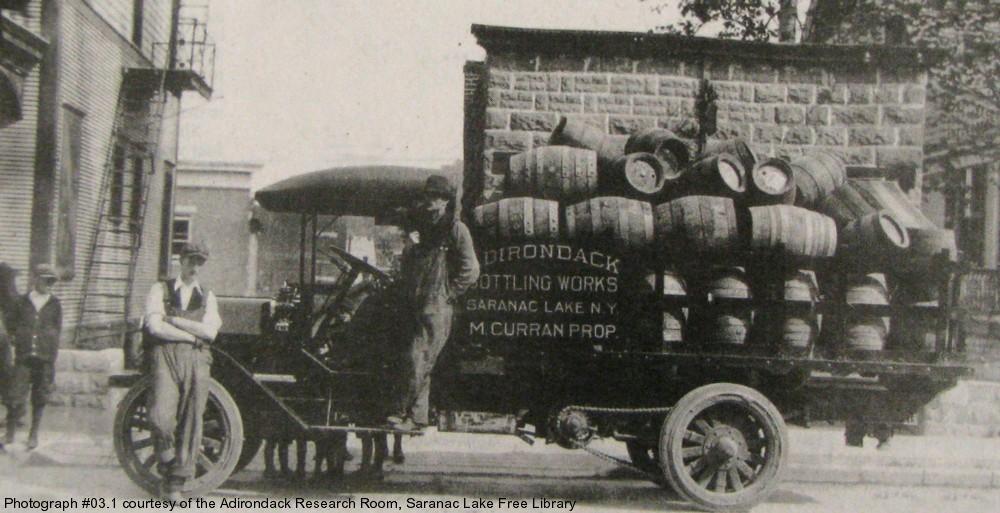 Adirondack Bottling Works