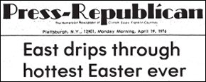 PPR Headline 19 Apr 1976