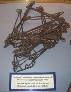 Personal Gunter's Chain