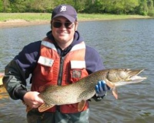 northern pike (DEC Photo)