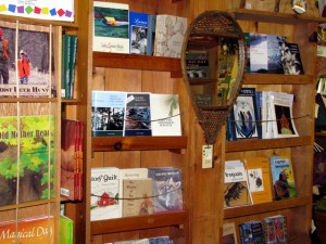 Adirondack Books at Hoss's
