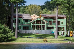 New-Construction-on-Lake-George