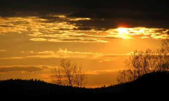 Adirondack Sunset 03