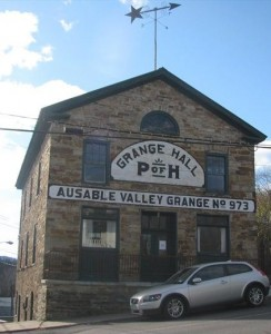 Ausable Valley Grange Hall