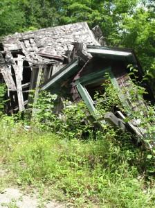 Collapsing Adirondac