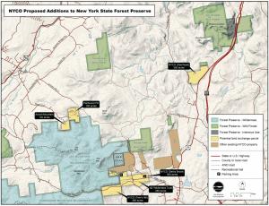 NYCO Land Swap Proposal