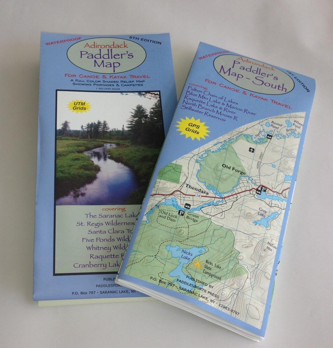 paddler maps