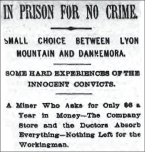 1890 Headline NY World