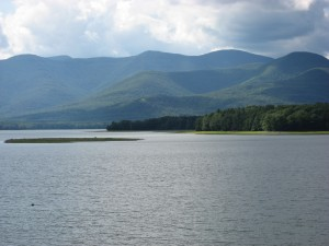 Ashokan Reservoir, Catskill Mountains