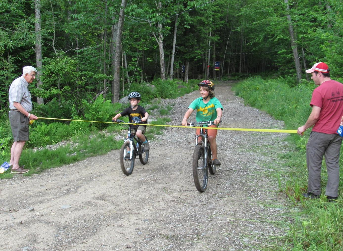 Dewey Mountain Celebrates New Mountain Bike Trails The