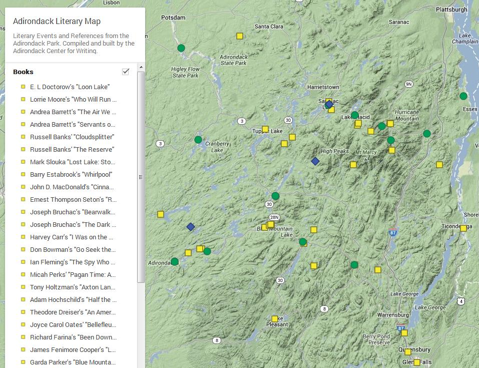 Tag Archive for Maps  Geography  The Adirondack Almanack  page 2