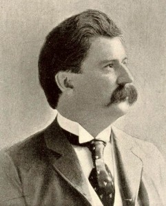 David McClure, Chair, Special Committee on Forest Preservation, 1894