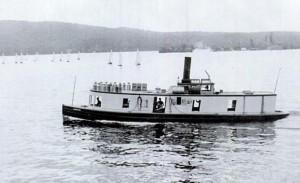 Fulton Chain Pickle Boat
