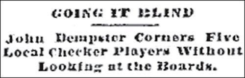 P2B Dempster headline 1886