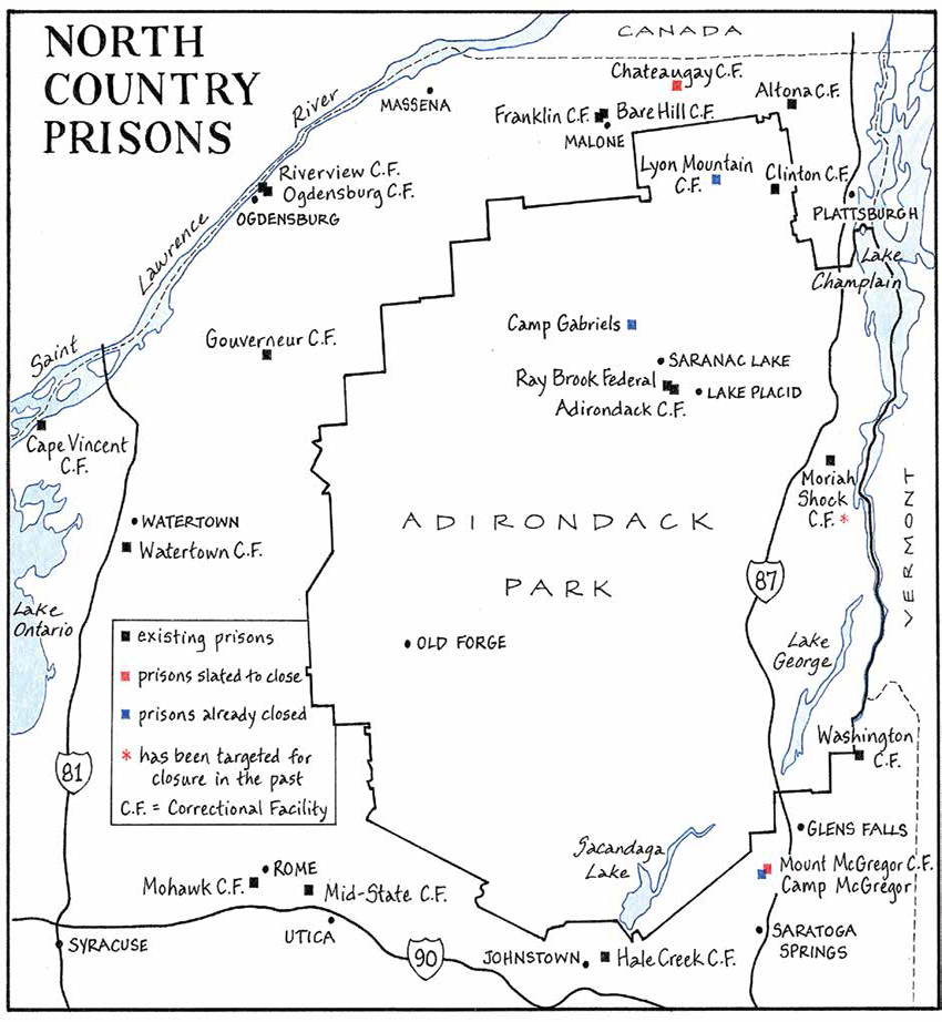 Map Of New York Dannemora.Tag Archive For Dannemora The Adirondack Almanack