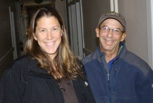 Jordanna and Tom Smith