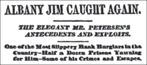 3C 18770804 Albany Jim caught