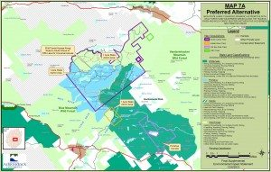 FULL SIZE - APA Essex Chain Lakes Recommendation Map