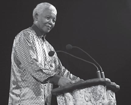 Nelson Mandela - Environmentalist