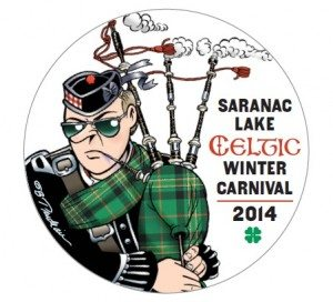 2014 Winter Carnival Button