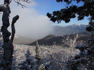 From Burtons Peak