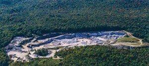 NYCO Minerals Wollastonite Mine (Nancie B Photo)