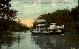 Steamer Clearwater Fulton Chain