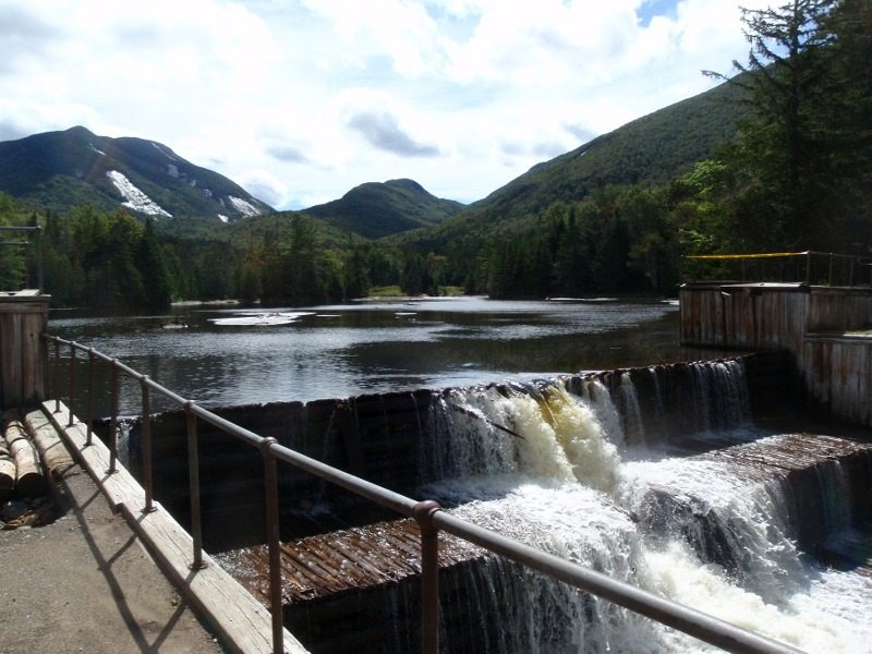 former marcy dam