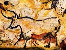 2 cave art at Lascaux