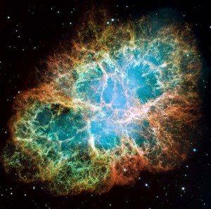 5  Crab Nebula