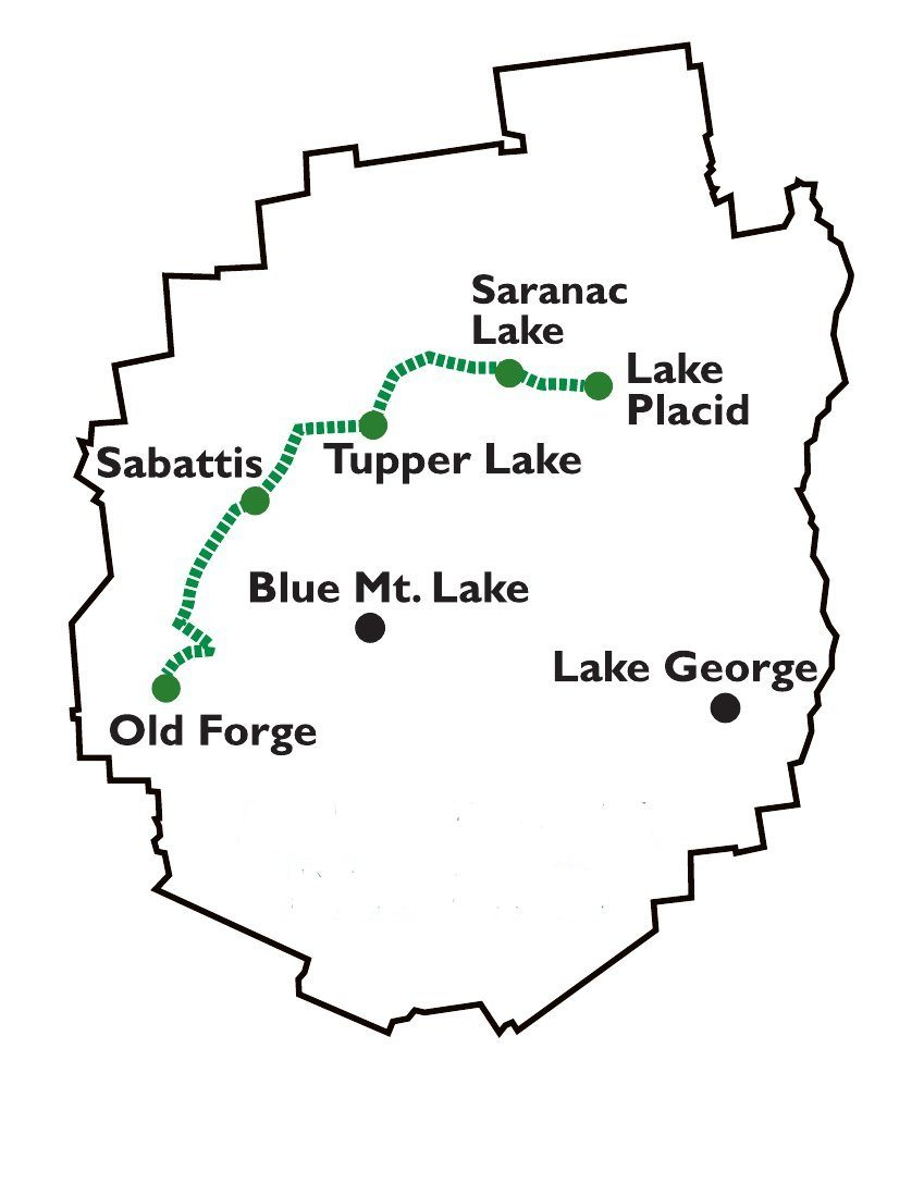 Jack Drury: A Proposal For Rail AND Trail - - The Adirondack Almanack