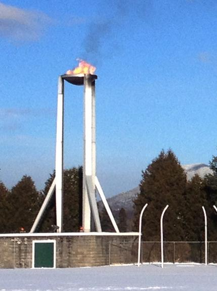 Call For Torch Runners Olympic Flame Ceremony Friday