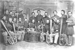 60th NY Volunteers Band Civil War