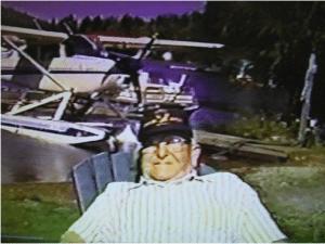 Buster Bird in 1997. Courtesy of Carol Bird Mitchell