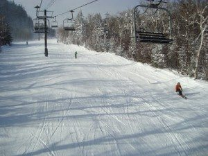 Adirondack Express Charlift at Gore Mountain (Saratoga Skier Photo)
