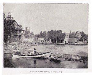 Hess Camp 1 Cedar Island Camp 1900