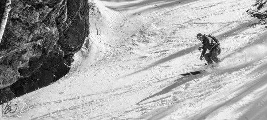 adirondack backcountry skiing