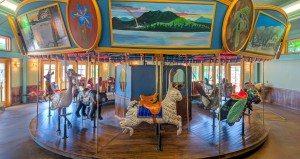 Adirondack Carousel