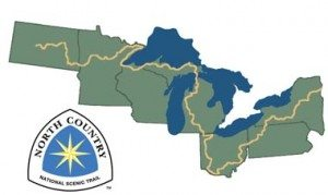 North Country Scenic Trail Route