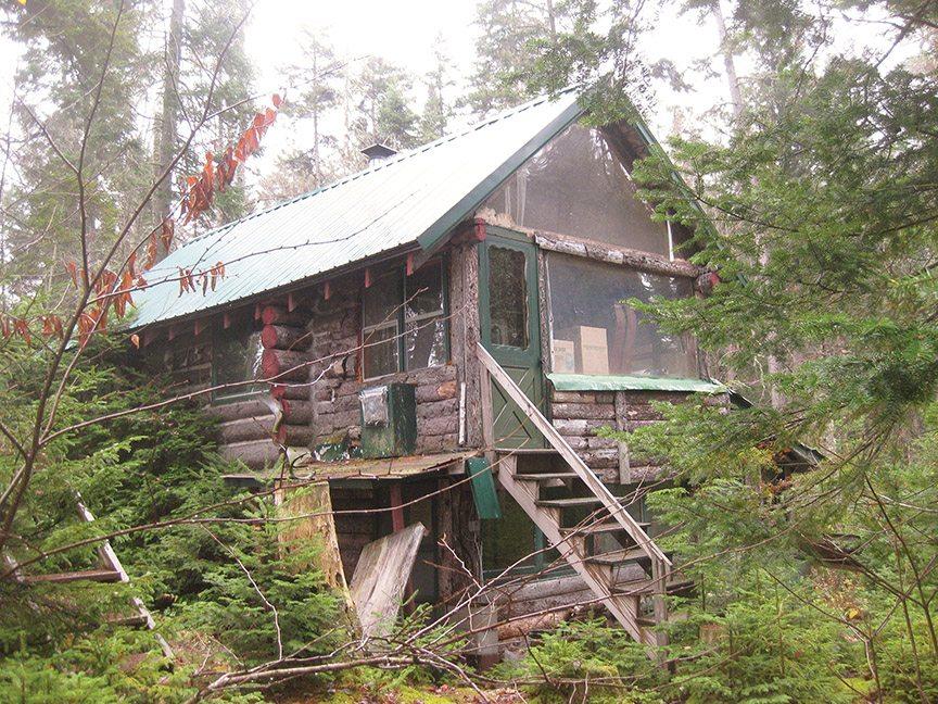 Anne LaBastille Cabin Headed To Adirondack Museum - - The ...