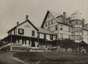 The Willey house - Keene Ny