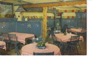 1935 holls inn tavern with wedding plates PC2249